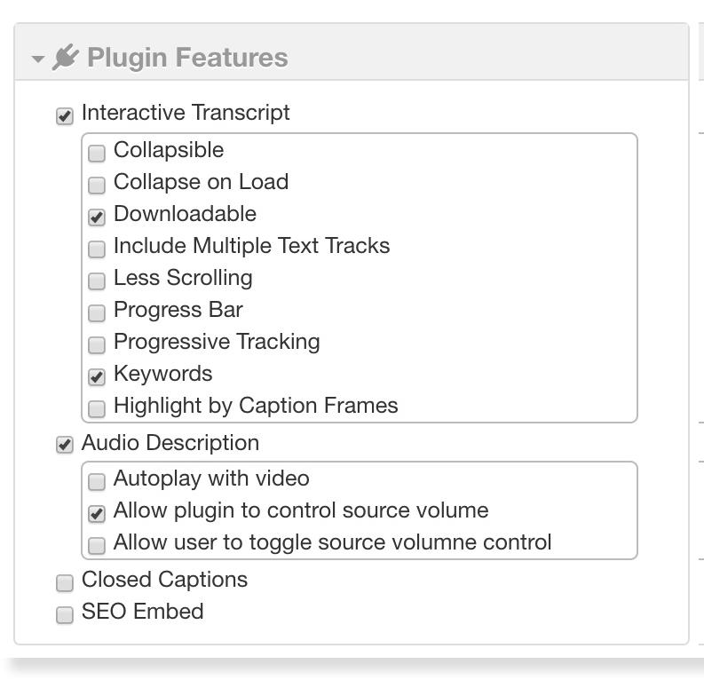 3Play Plugin: JavaScript Embed Method – 3Play Media Support