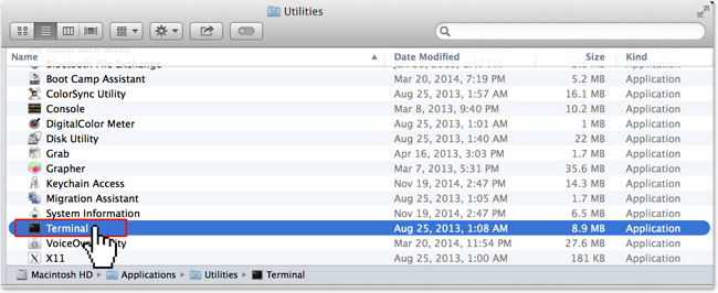 Unzipping Files Using Terminal- Mac Only – 3Play Media Support