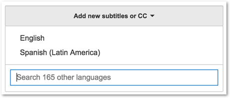 Search Language