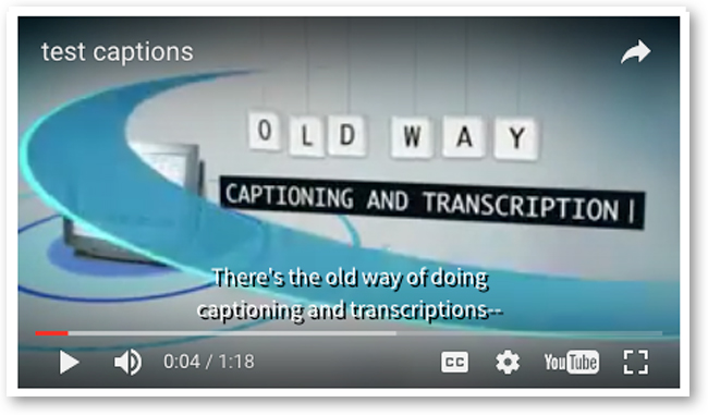 captions plugins example