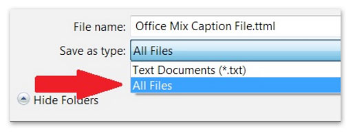 Select All Files
