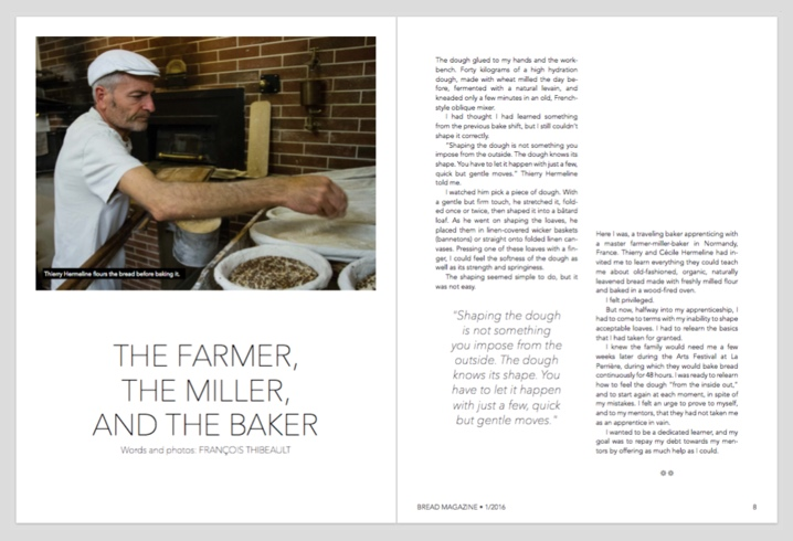 The Miller, the Farmer, and the Baker