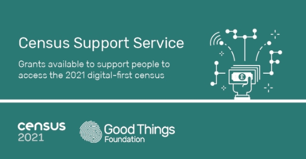 Deadline Fri 2/10//20 - contracts to support individuals complete digital first 2021 Census - count all Londoners