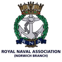 Royal Naval Association - Norwich Branch logo