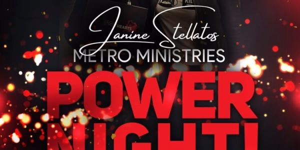 Janine Stellatos Metro Ministries