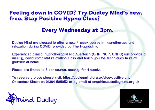 Stay Positive Hypno Course