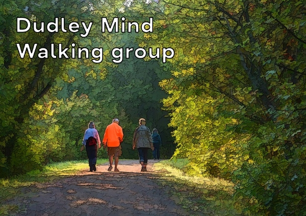 Dudley Mind Walking Group