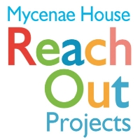 Mycenae House and Gardens Reach Out Project logo