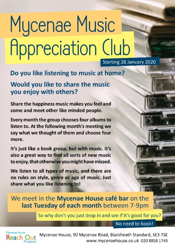 Mycenae Music Appreciation Club