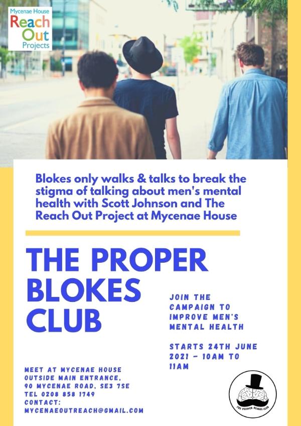 The Proper Blokes Club