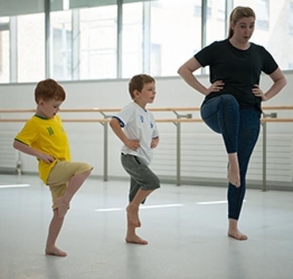 Creative Dance Day (4-7 years)