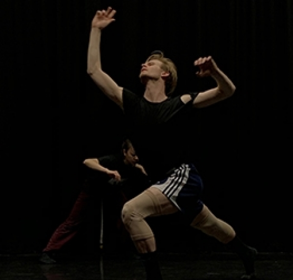Alexander Whitley Dance Company Workshop