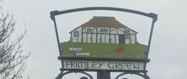Frimley Green Traffic Lights - Update