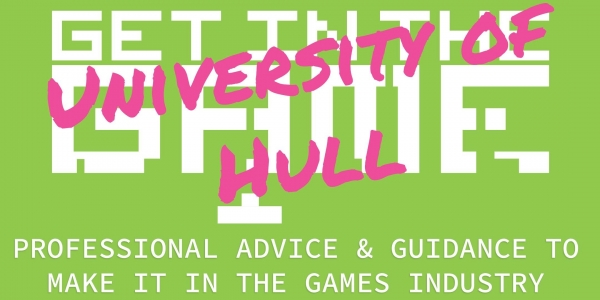 Get In The Game Careers Talks; University of Hull