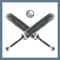 The Cricketers logo