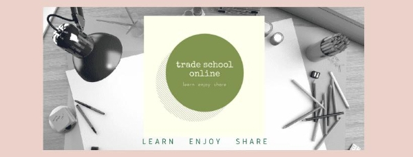 Share a skill or your knowledge in a Trade School class online