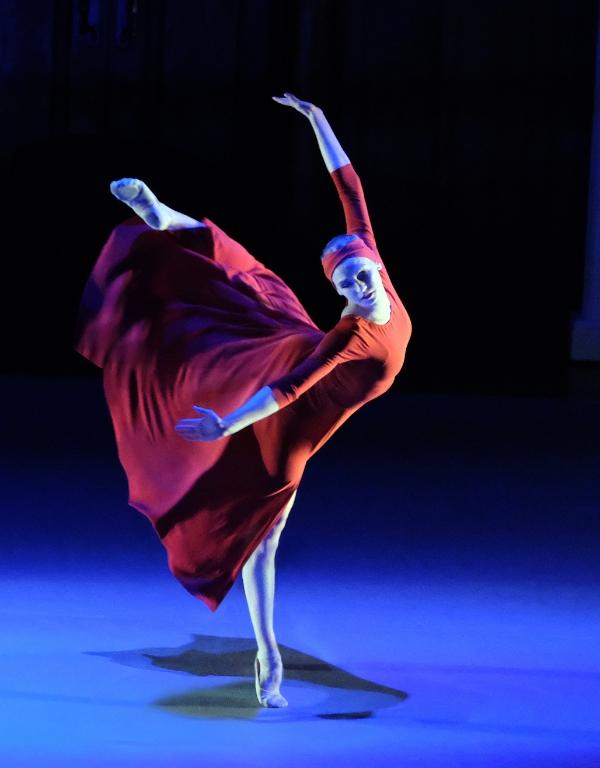 World class ballet, in Blackley!