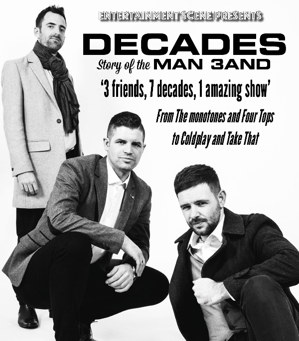Decades - Story of the Man Band @ Cumberland Hotel