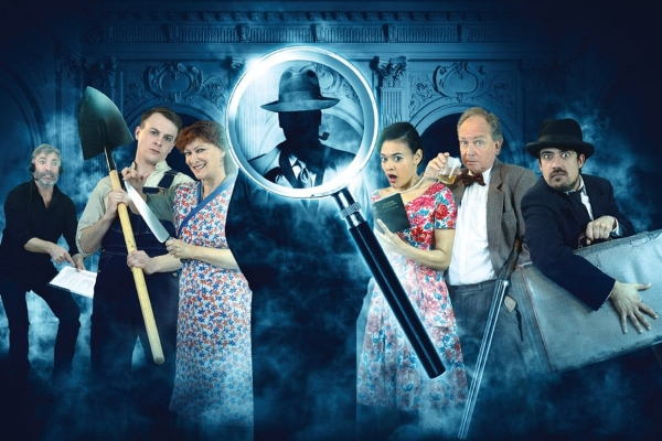 The Great Flatsby – Great Gatsby Murder Mystery Themed Dinner