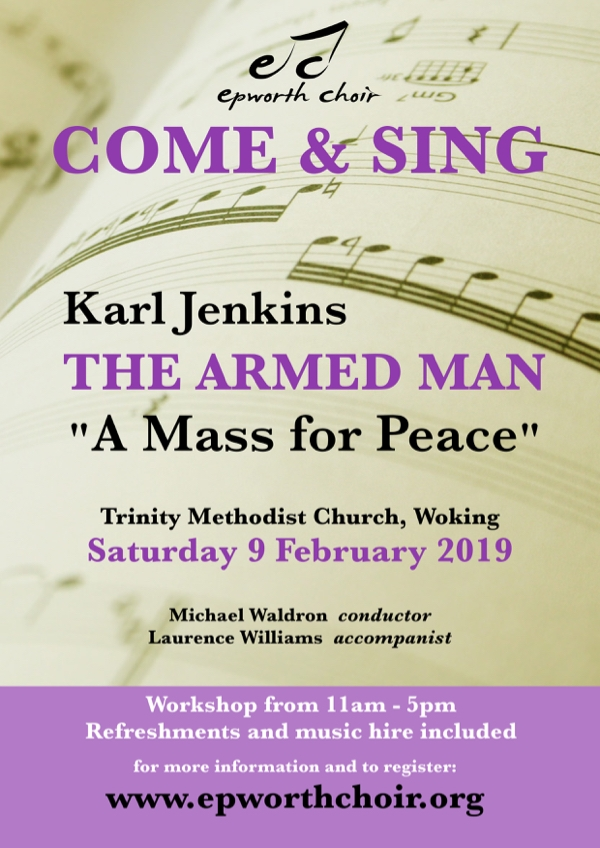 Come and Sing the Armed Man