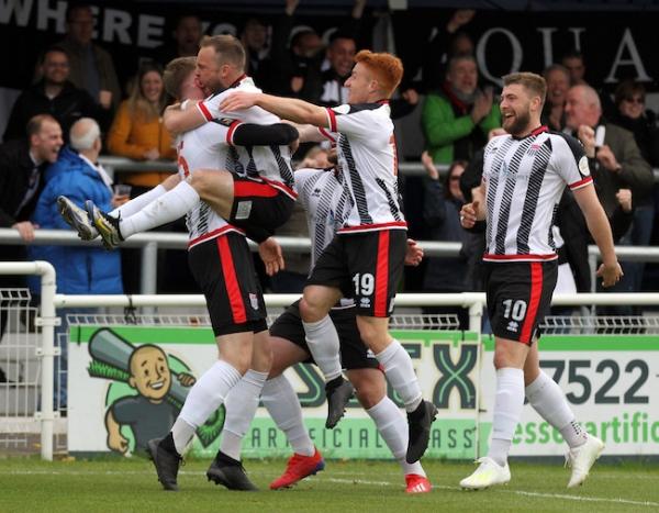 Bath City v Wealdstone - Promotion Play-off Eliminator