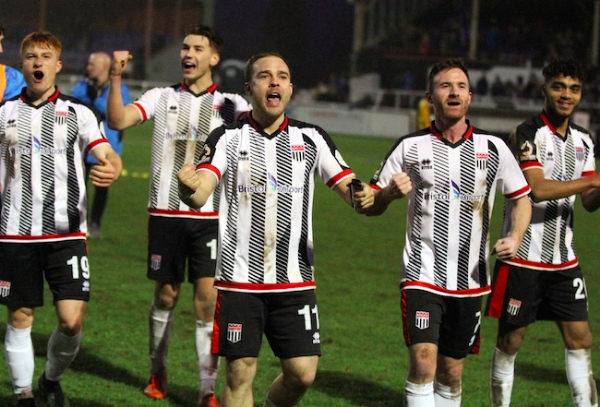 Bath City v Wealdstone - 5th v 1st this Saturday
