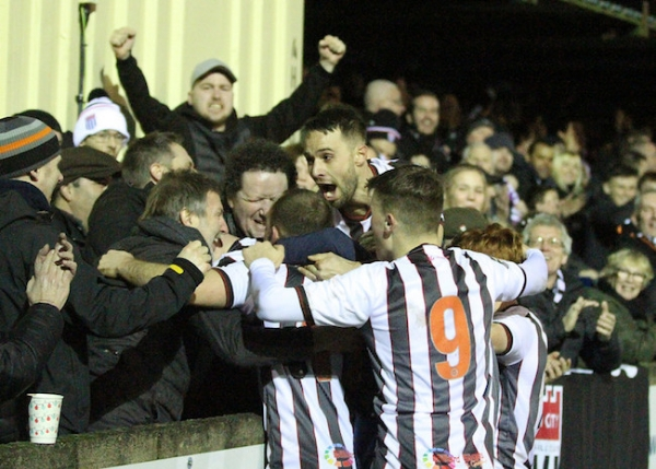 Bath City v Billericay Town this Saturday 4th January