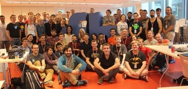 InterTech + Facebook Hack - come and see the judging!