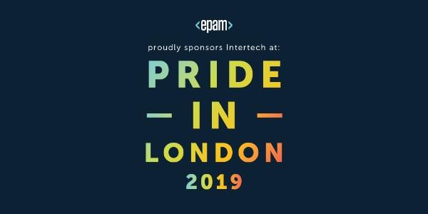 EPAM - Intertech's Pride in London Headline Sponsor
