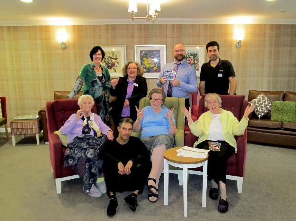 Kingston Vale care home celebrates national award win