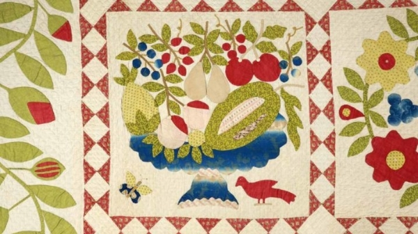 Applique quilt workshop