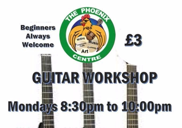 New: Guitar workshops