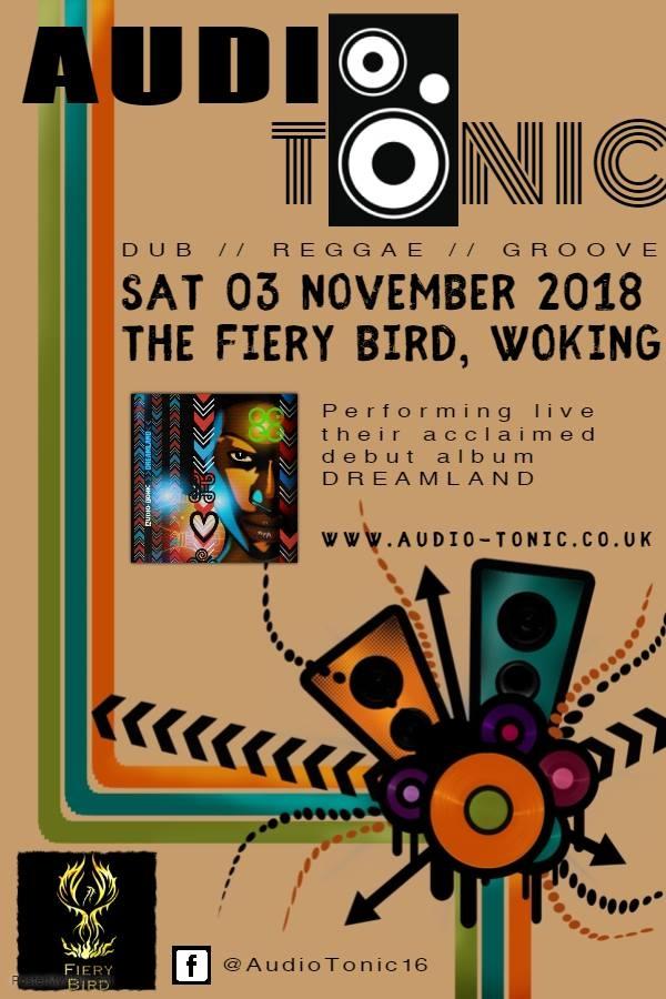 Audio-Tonic live at the Fiery Bird