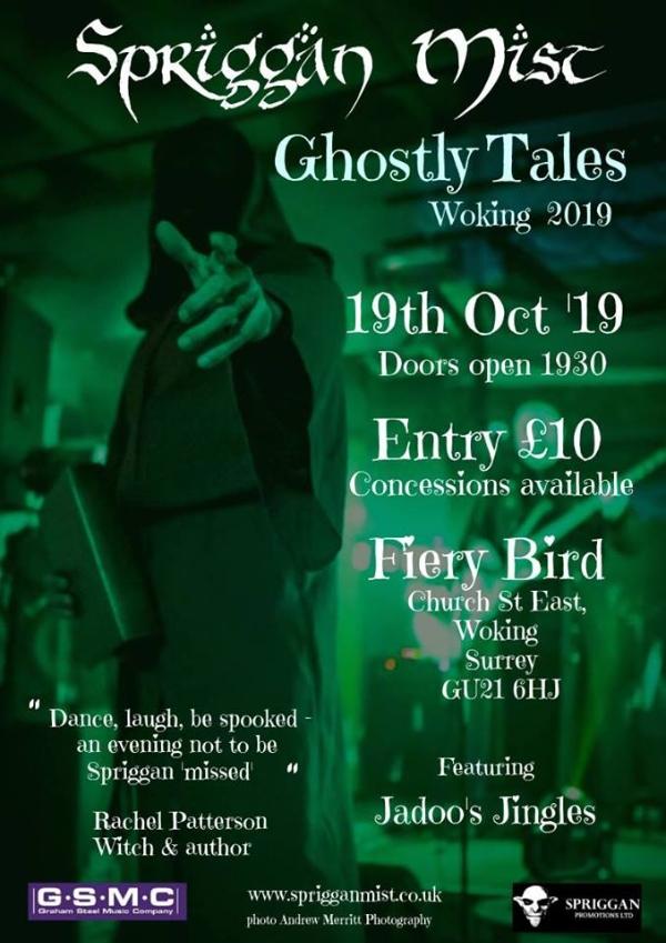 Spriggan Mist - Ghostly Tales