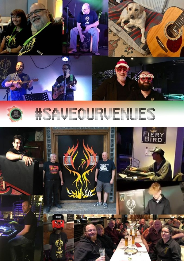 Music Venues Trust launch 'Save Our Venues' campaign and crowdfunder