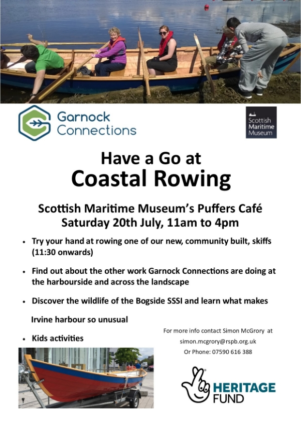 Have a go - Coastal Rowing