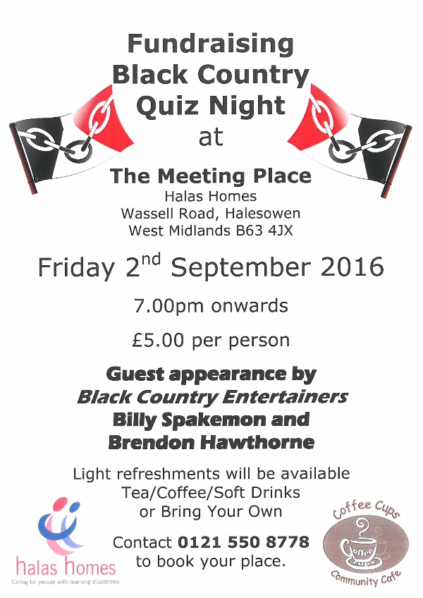 Join us for an evening of fun and laughter