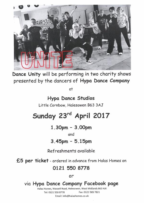 Charity Dance Show