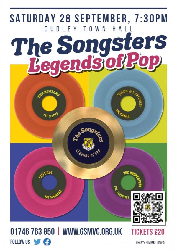 Gentlemen Songsters Male Voice Choir present: