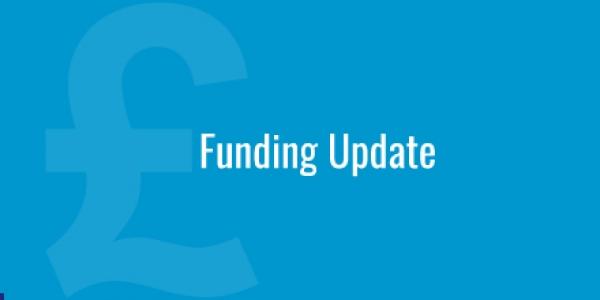 December's funding news