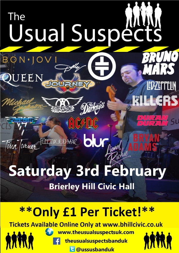 A Night Out with Live Music for £1!