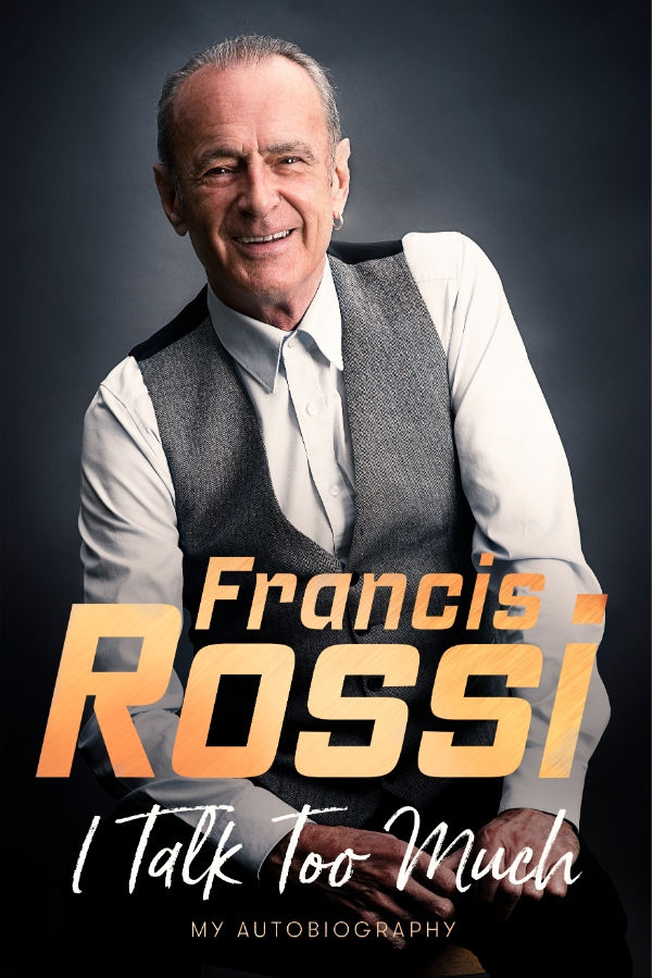 **Francis Rossi Live At The Civic -  April 6th! - Extra Meet & Greet Tickets Available**