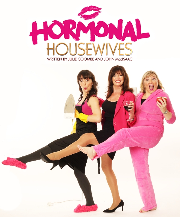 **Tomorrow Night - 'Allo Allo's,  Vicky Michelle & The Hormonal Housewives Here At The Civic! **