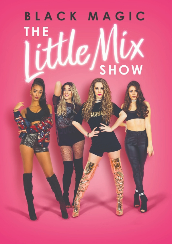 **Win A Family Ticket To Our Little Mix Show - Here On Thursday!**