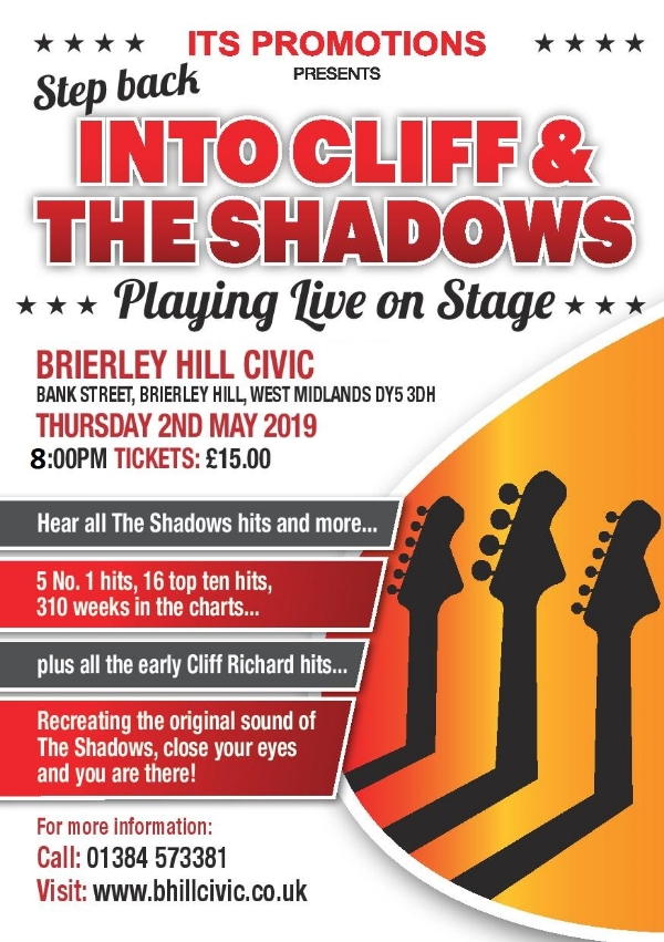 **Win Tickets To Our 'Into Cliff & The Shadows' Show**