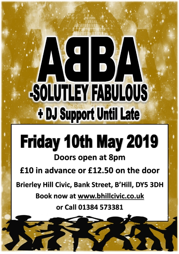 **Tonight - Abbasoloutly Fabulous + DJ Support Until Late**