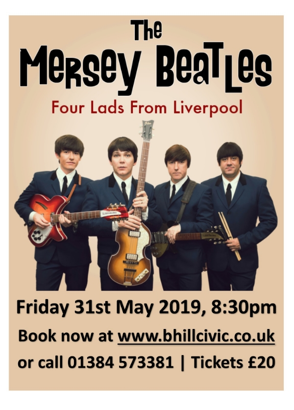 **Win tickets to see The Mersey Beatles**