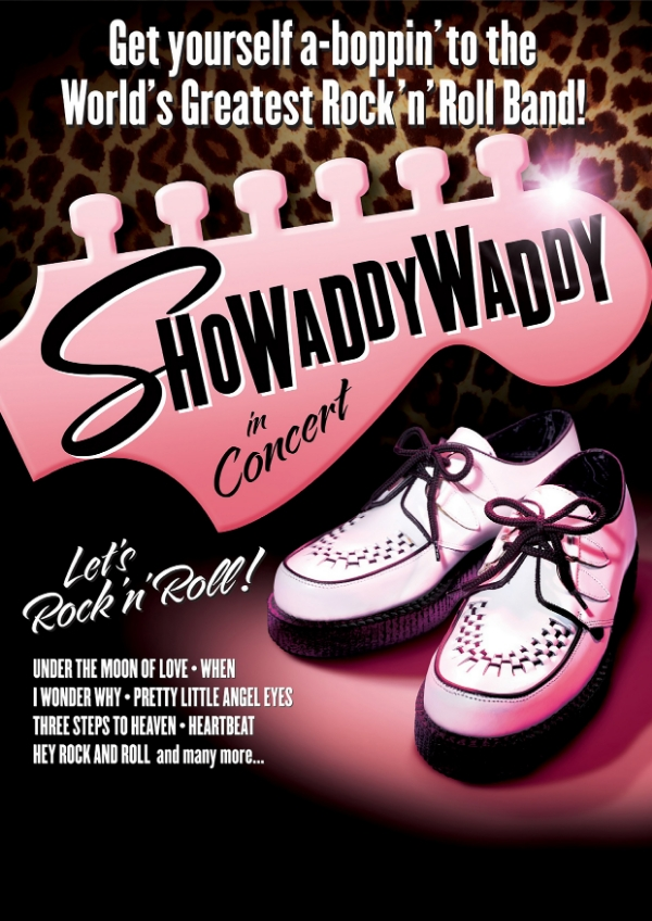 **Showaddywaddy is back! - First dibs on tickets to email subscribers!**