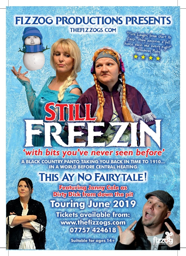 **Win tickets to see 'Still Freezin'! - This Friday Night**