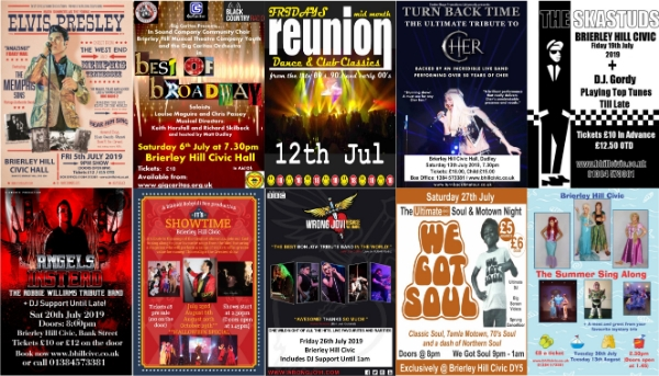 **This July @ The Civic**